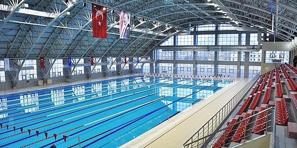 Olimpik Havuzlarda Havalandırma